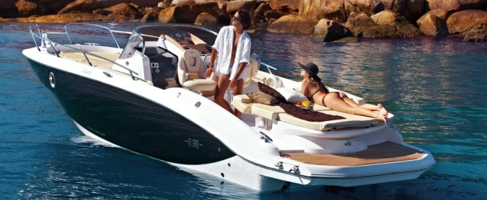 Rent boat in Ibiza - Sessa Key Largo 27