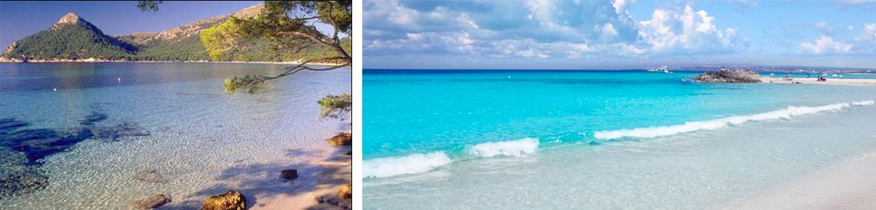 Formentera y Espalmador